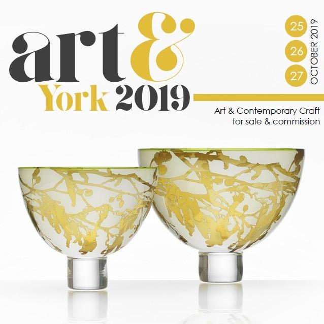 Art& 2019 - Flyer Front