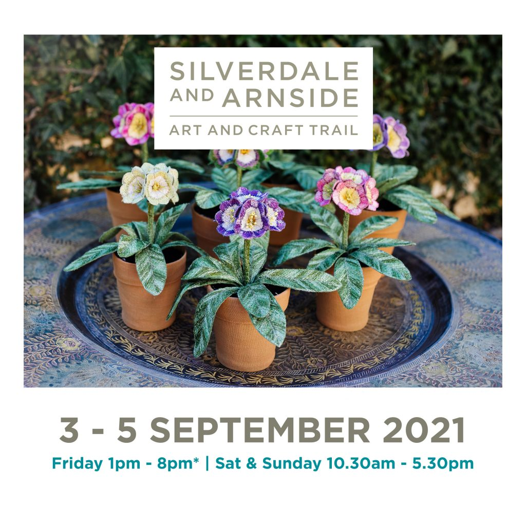 Corinne Young - Silverdale & Arnside Art & Craft Trail 2021